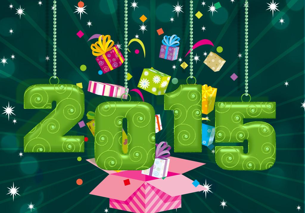 辞旧迎新,2014->2015